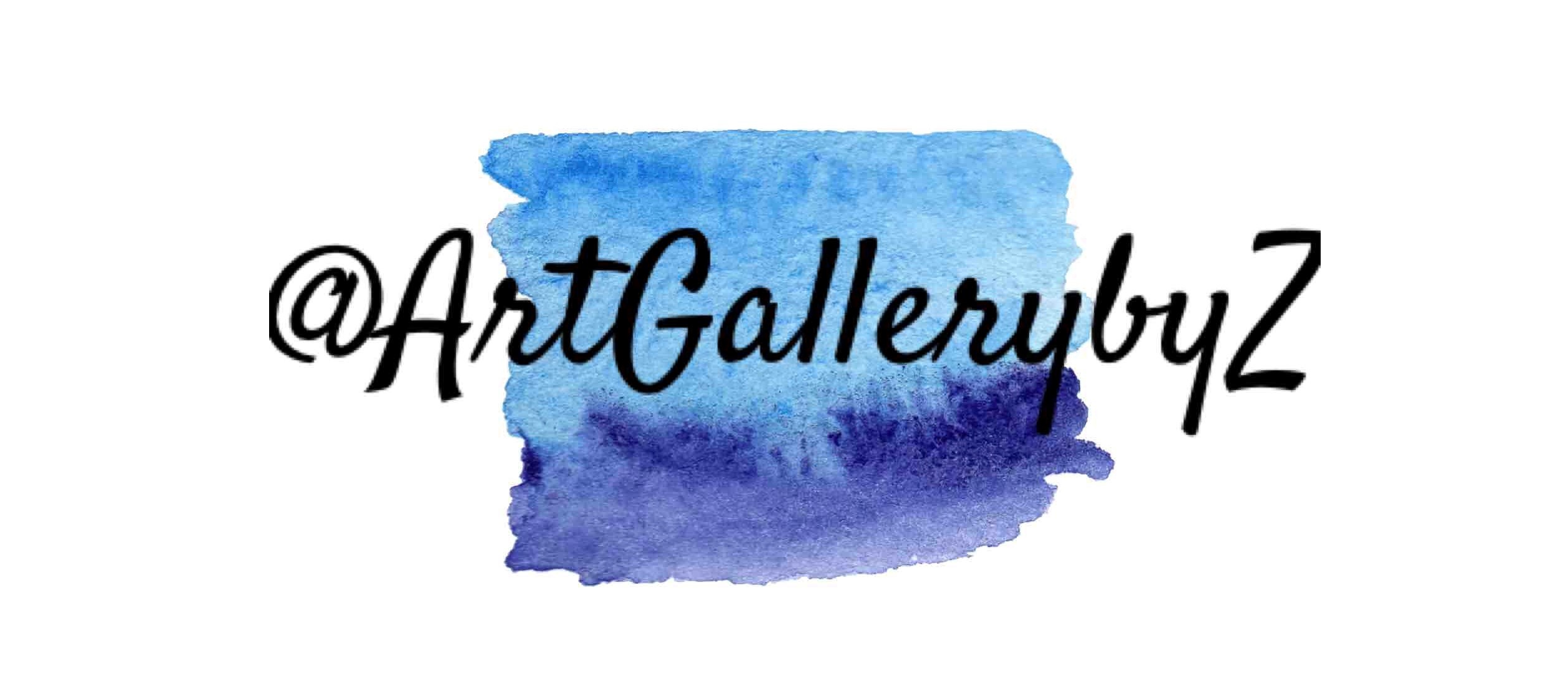Art Gallery By Z Logo