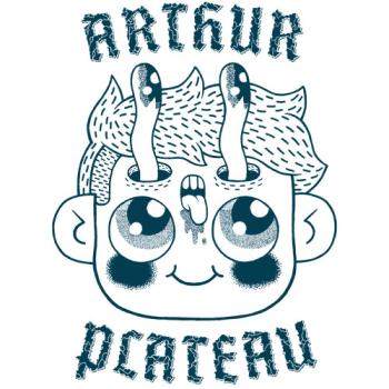 Arthur Plateau's Artist Shop Logo