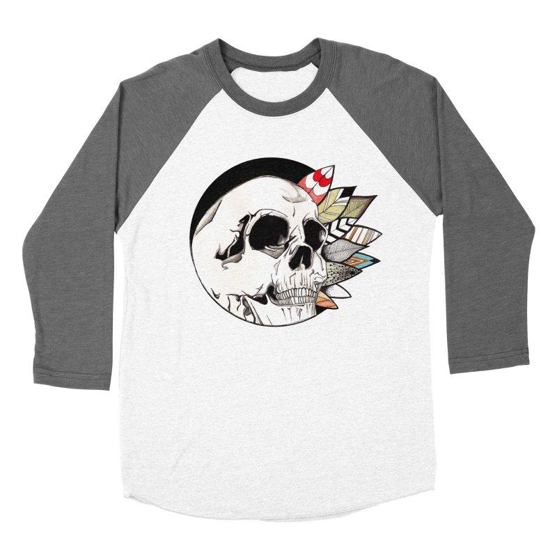 Indie Skull Women's Longsleeve T-Shirt by artichoke's Artist Shop