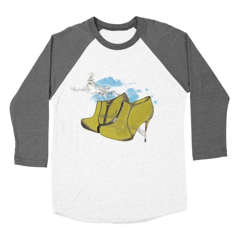 Fashion Kills Women's Baseball Triblend Longsleeve T-Shirt by artichoke's Artist Shop