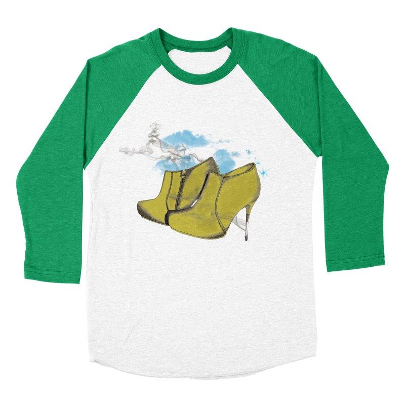 Fashion Kills Women's Baseball Triblend T-Shirt by artichoke's Artist Shop