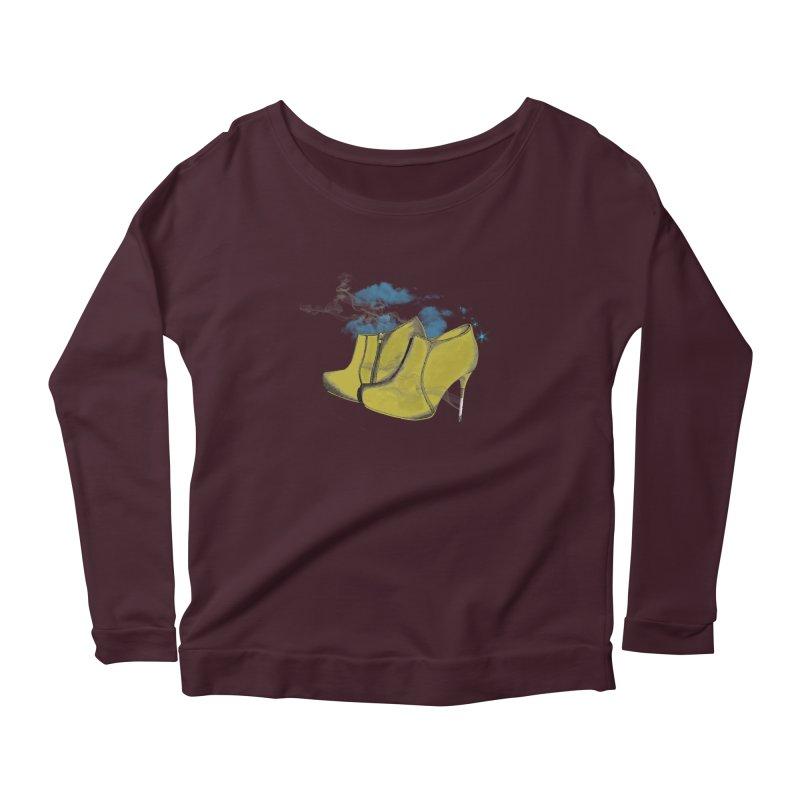 Fashion Kills Women's Scoop Neck Longsleeve T-Shirt by artichoke's Artist Shop