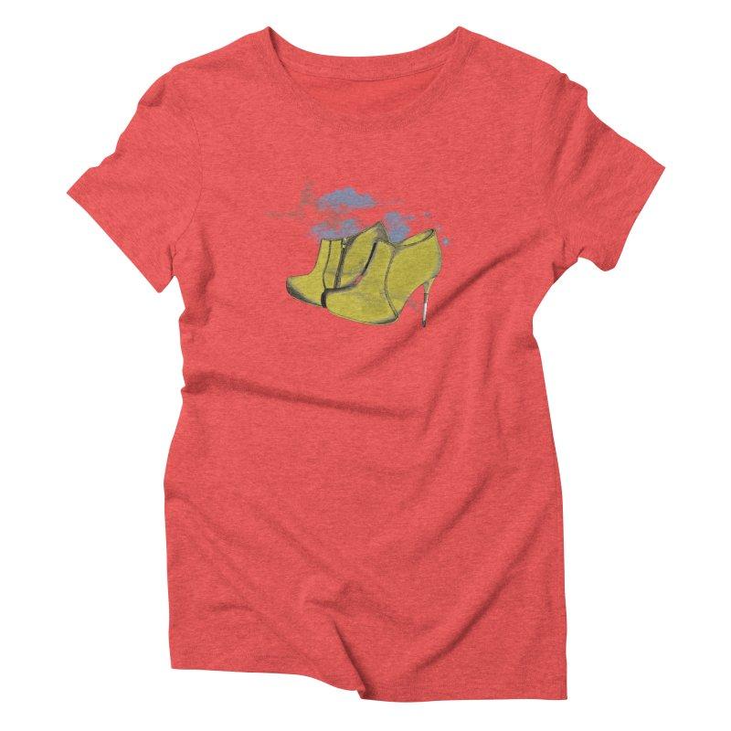 Fashion Kills Women's Triblend T-shirt by artichoke's Artist Shop