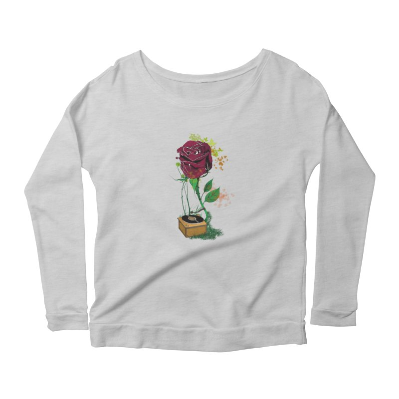 Gramophone Rose   by artichoke's Artist Shop