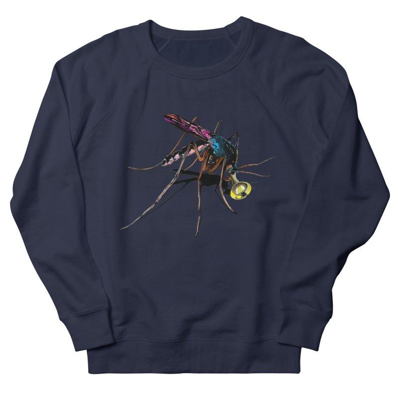 Trumpet Mosquito Men's Sweatshirt by artichoke's Artist Shop