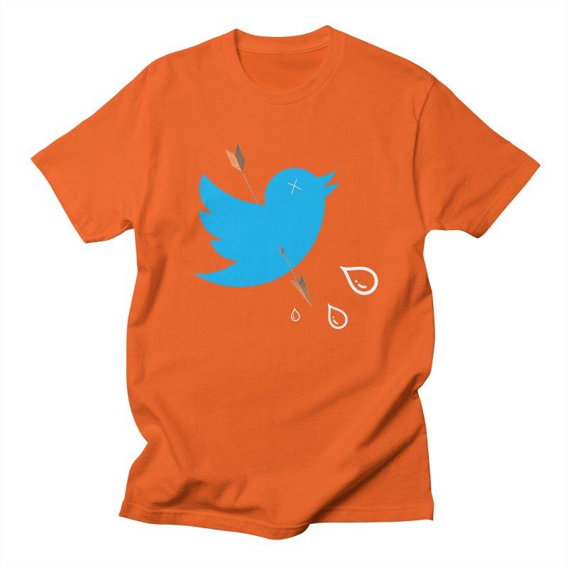RIP Twitter Men's T-shirt by artichoke's Artist Shop
