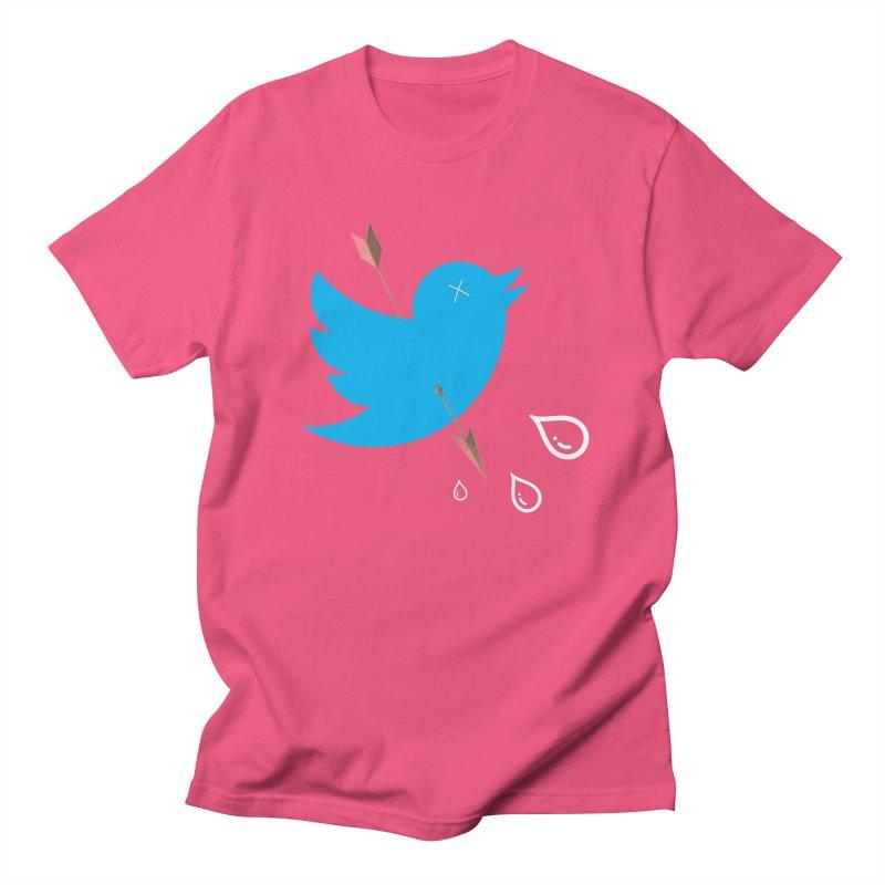 RIP Twitter Men's Regular T-Shirt by artichoke's Artist Shop