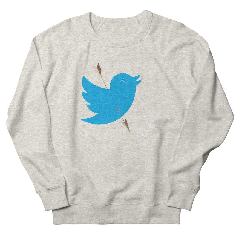 RIP Twitter Men's Sweatshirt by artichoke's Artist Shop