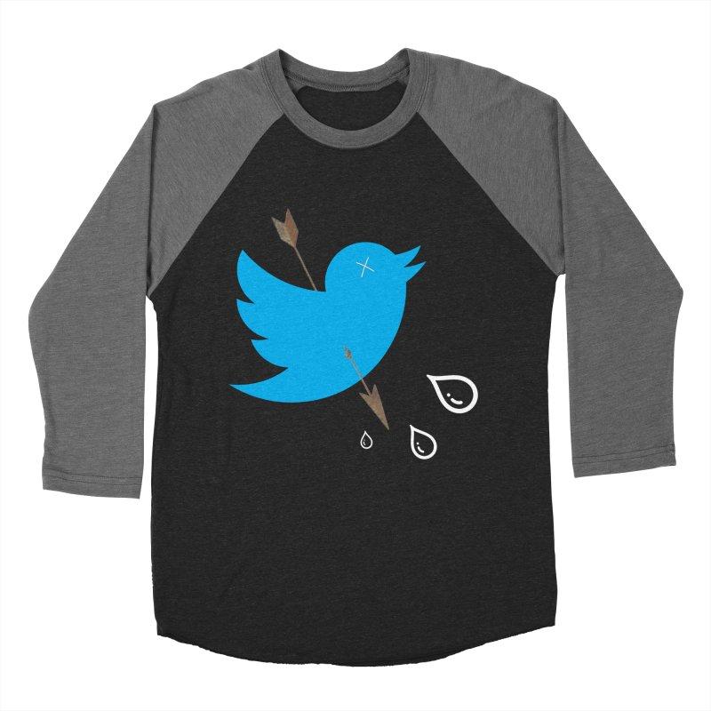 RIP Twitter Women's Baseball Triblend T-Shirt by artichoke's Artist Shop