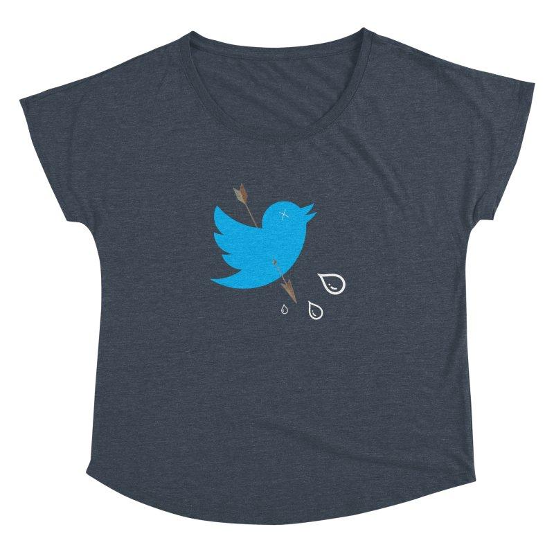 RIP Twitter Women's Dolman by artichoke's Artist Shop