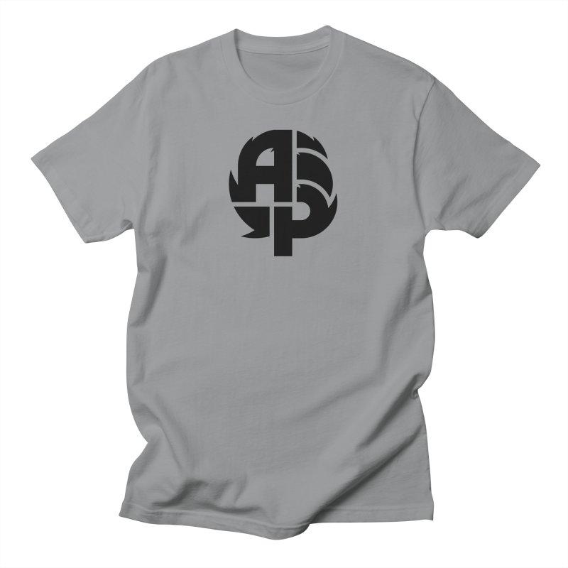 Artichoke Presents Small Black Logo Men's T-Shirt by artichokepresents's Artist Shop