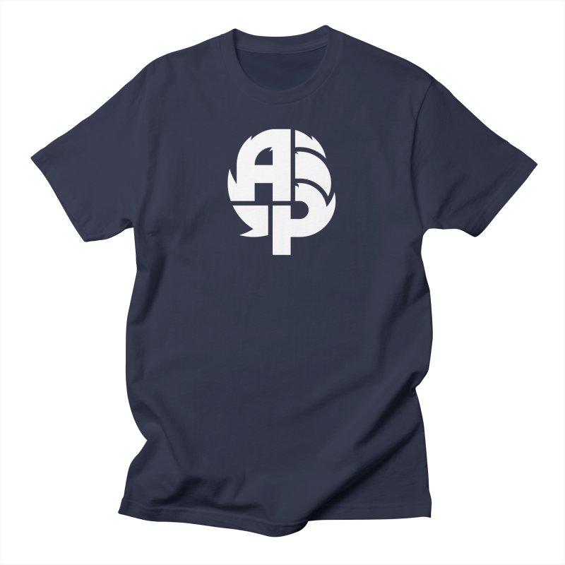 Artichoke Presents Small White Logo Men's T-Shirt by artichokepresents's Artist Shop