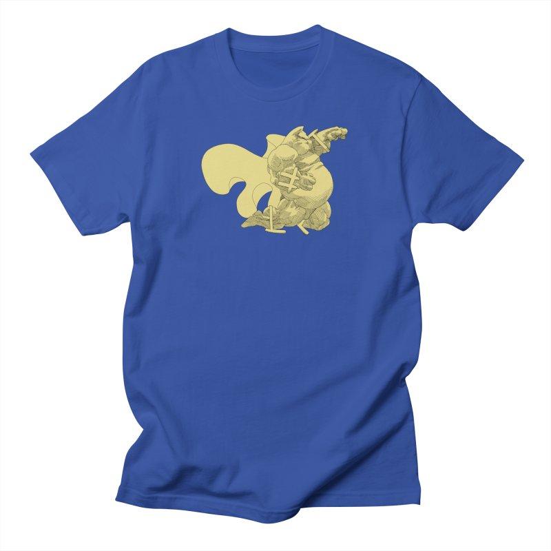 Super Duper Ham: Day One Men's T-Shirt by artichokepresents's Artist Shop