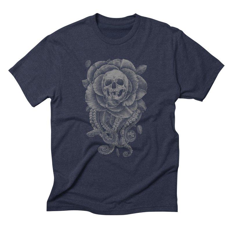 Scent of Death Men's Triblend T-Shirt by PIK   SPIK   LODER