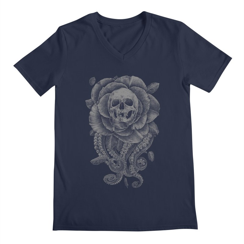 Scent of Death Men's V-Neck by PIK | SPIK | LODER