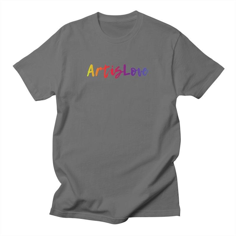 Art is Love Men's T-Shirt by Art is Love Artist Shop