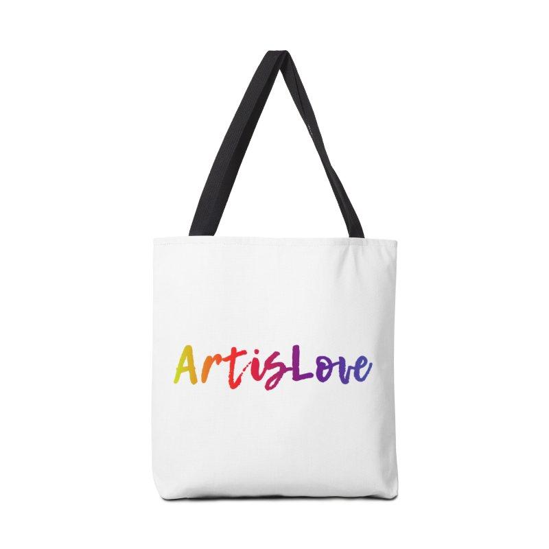 Art is Love Accessories Bag by Art is Love Artist Shop
