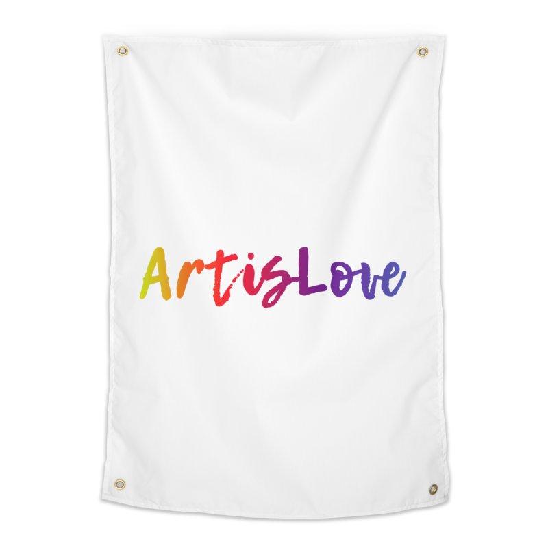 Art is Love Home Tapestry by Art is Love Artist Shop