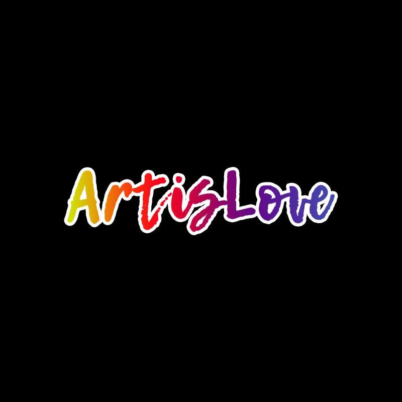 Art is Love Dark Women's Tank by Art is Love Artist Shop