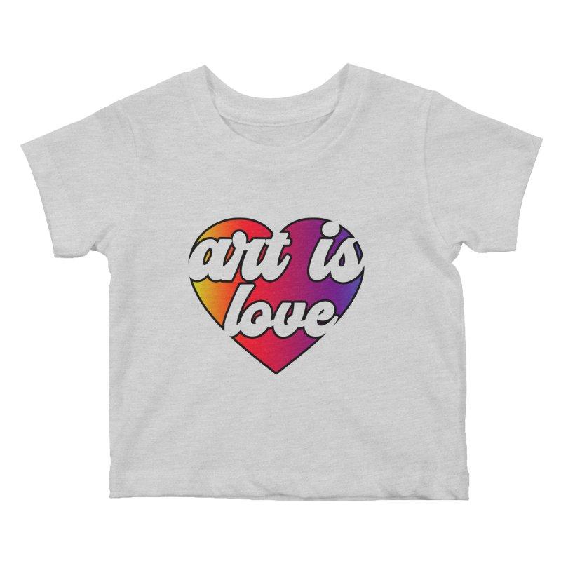Kids None by Art is Love Artist Shop