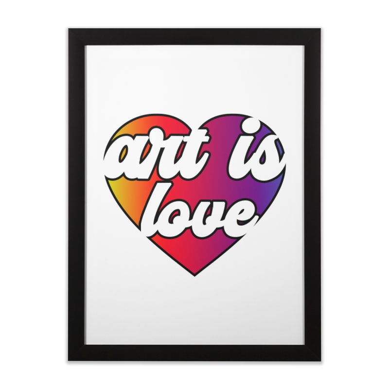 Home None by Art is Love Artist Shop