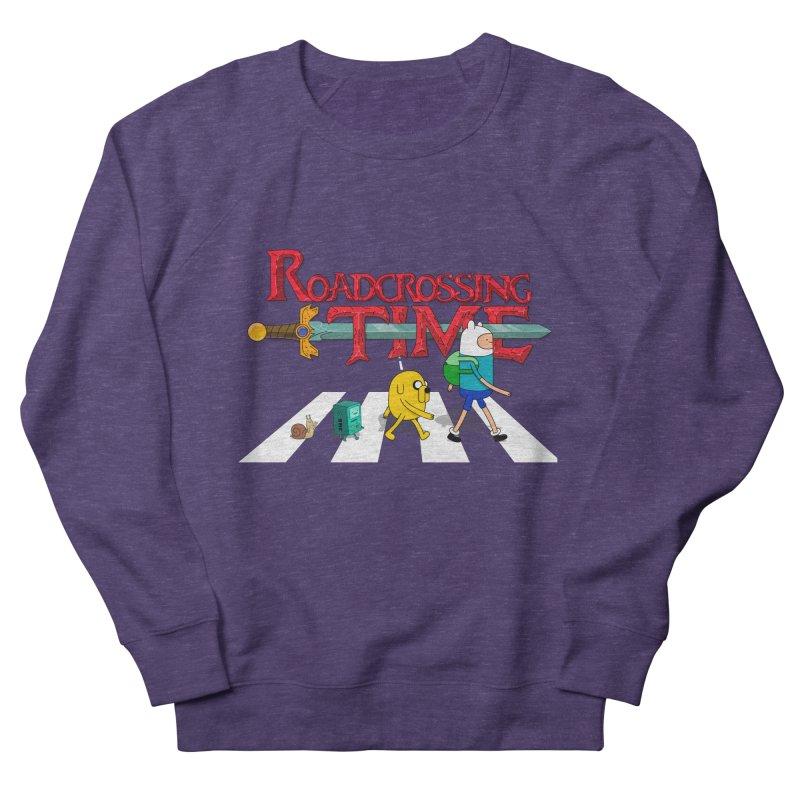 Roadcrossing time Men's Sweatshirt by artist's Artist Shop