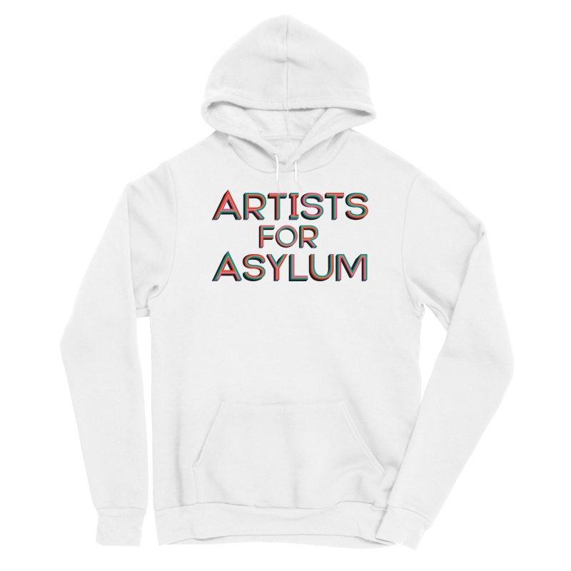 Artists For Asylum Logo Women's Pullover Hoody by Artists For Asylum