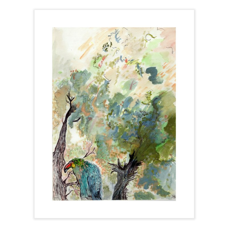 Toucan by Lisa Ray Home Fine Art Print by Artists For Asylum