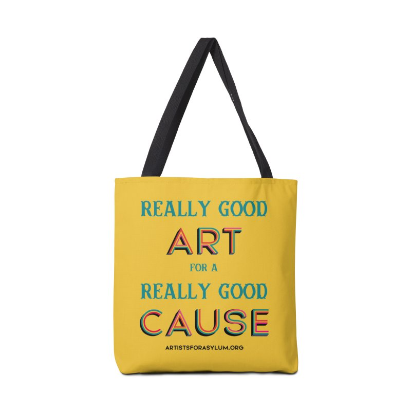 Really Good Accessories Tote Bag Bag by Artists For Asylum