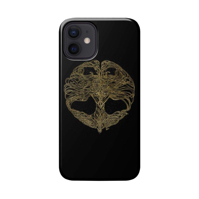 Cosmic Medusa Accessories Phone Case by artistsjourney's Artist Shop