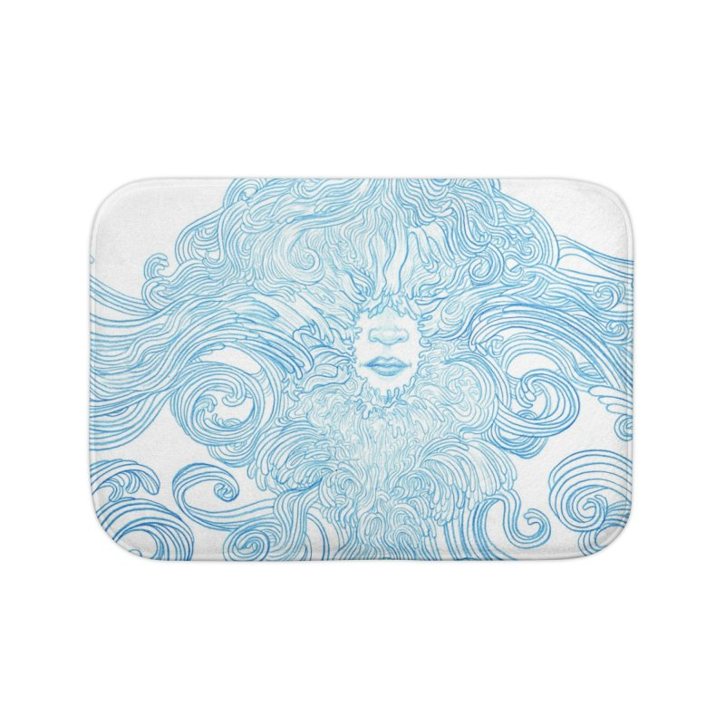 Rapture Home Bath Mat by artistsjourney's Artist Shop