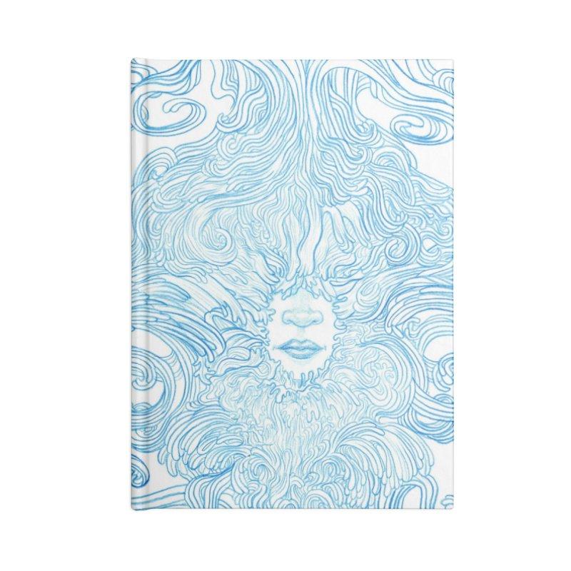 Rapture Accessories Notebook by artistsjourney's Artist Shop