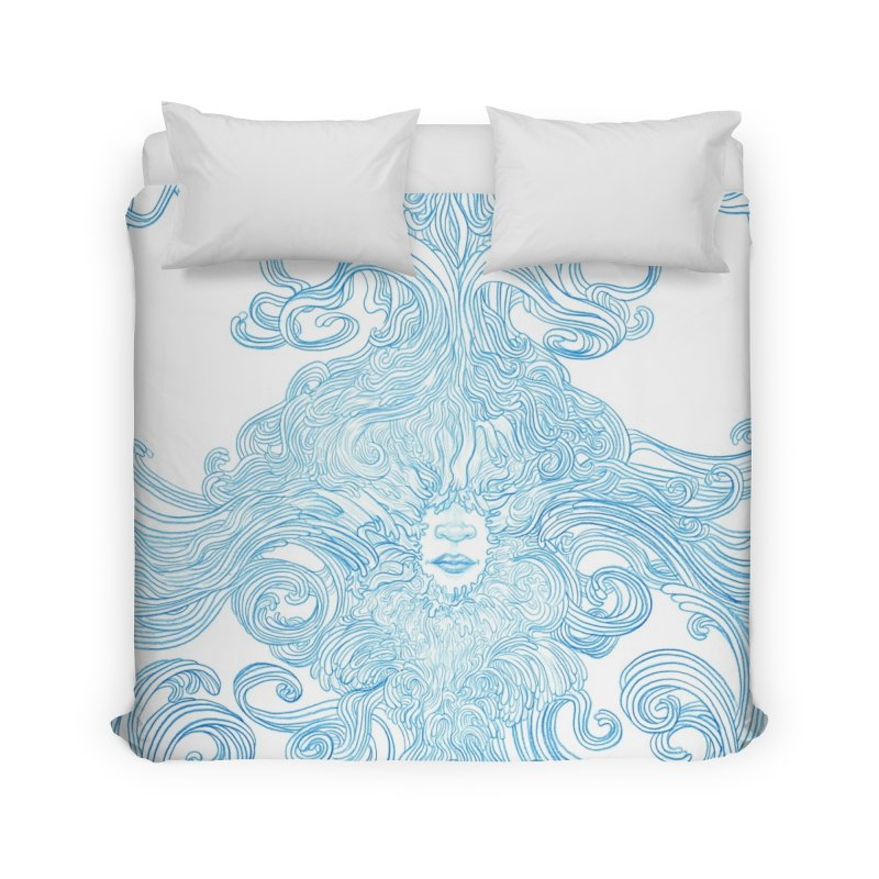 Rapture Home Duvet by artistsjourney's Artist Shop