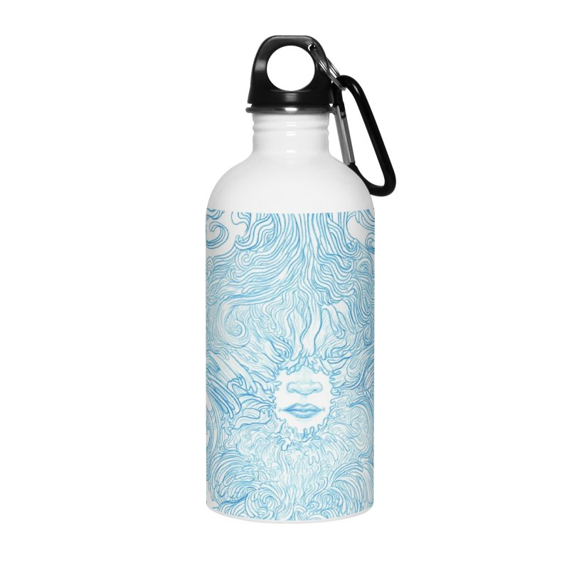 Rapture Accessories Water Bottle by artistsjourney's Artist Shop