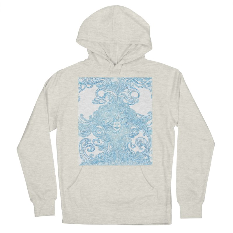 Rapture Women's French Terry Pullover Hoody by artistsjourney's Artist Shop
