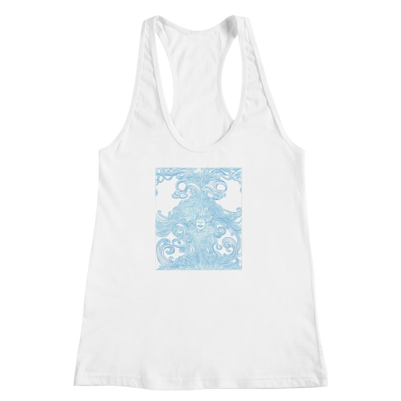 Rapture Women's Racerback Tank by artistsjourney's Artist Shop
