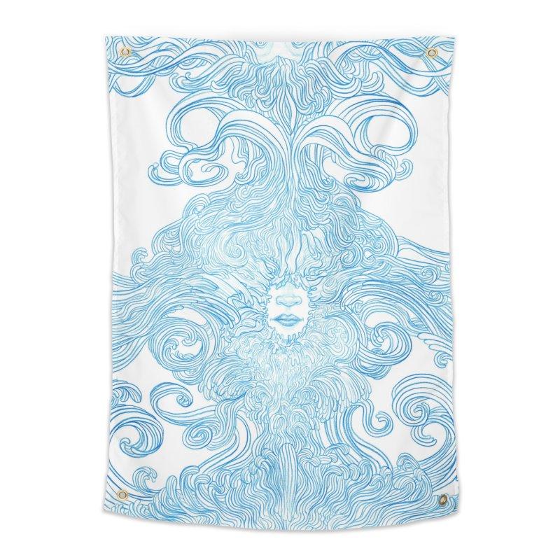 Rapture Home Tapestry by artistsjourney's Artist Shop