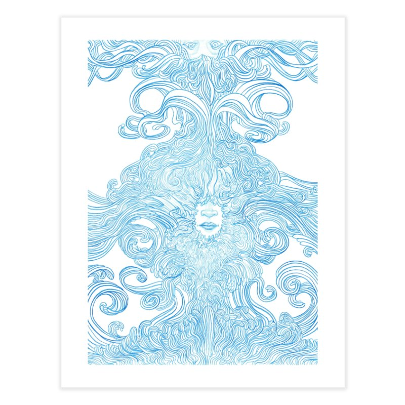 Rapture Home Fine Art Print by artistsjourney's Artist Shop