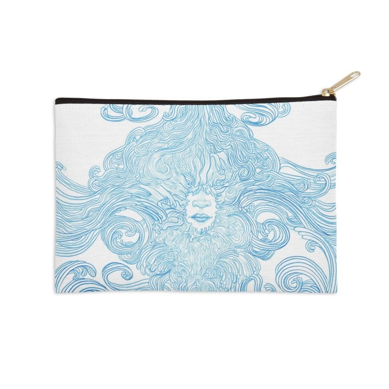 Rapture Accessories Zip Pouch by artistsjourney's Artist Shop