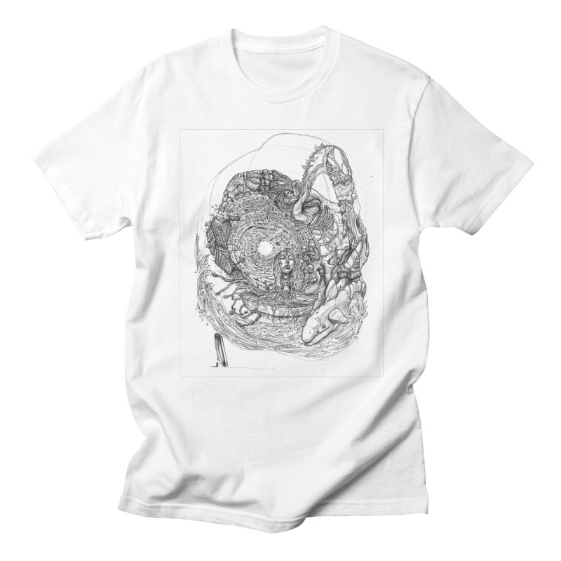 Web of Dreams || Pareidolia Women's Regular Unisex T-Shirt by artistsjourney's Artist Shop