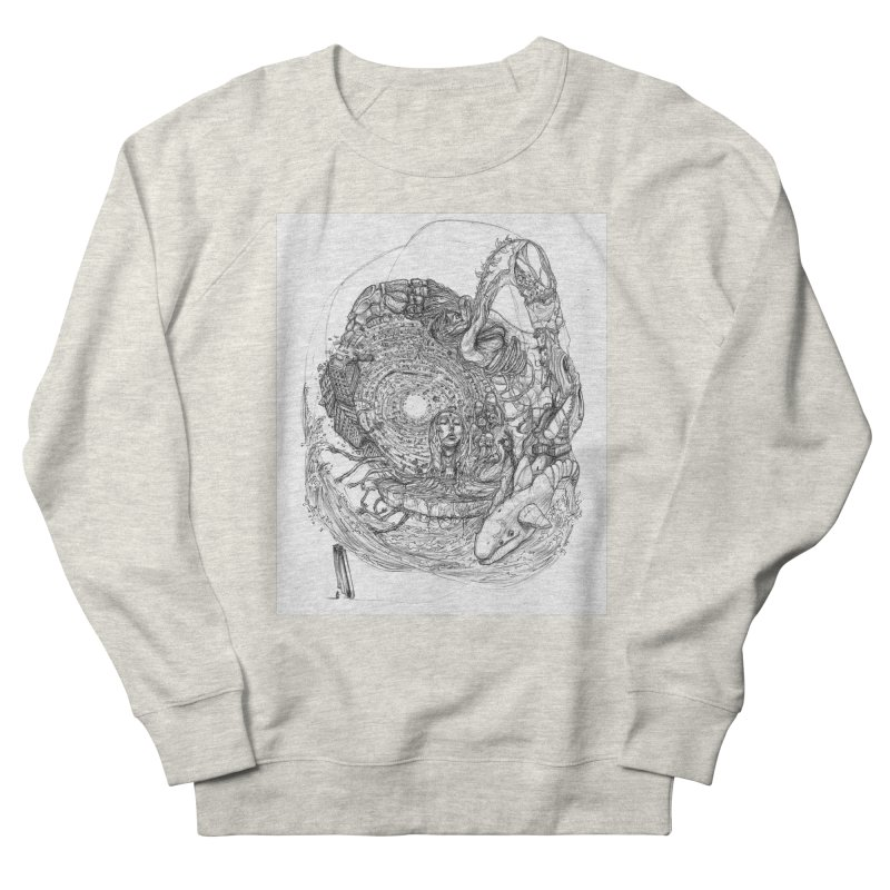 Web of Dreams || Pareidolia Women's French Terry Sweatshirt by artistsjourney's Artist Shop