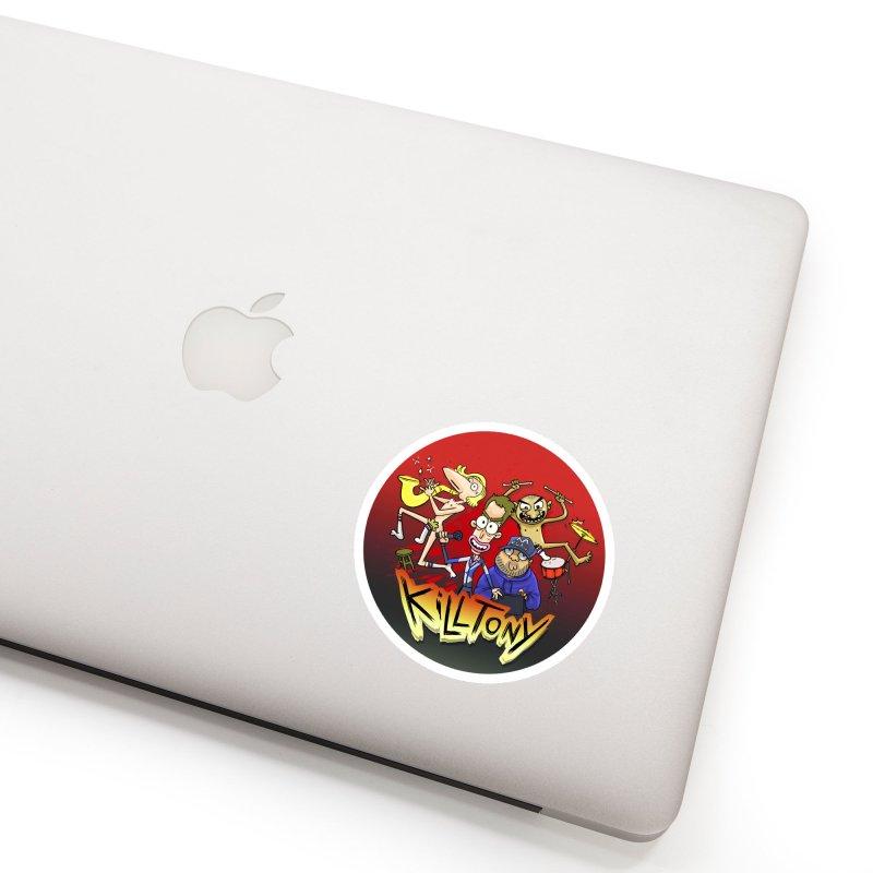 Kill Tony Sticker Accessories Sticker by artistsjourney's Artist Shop