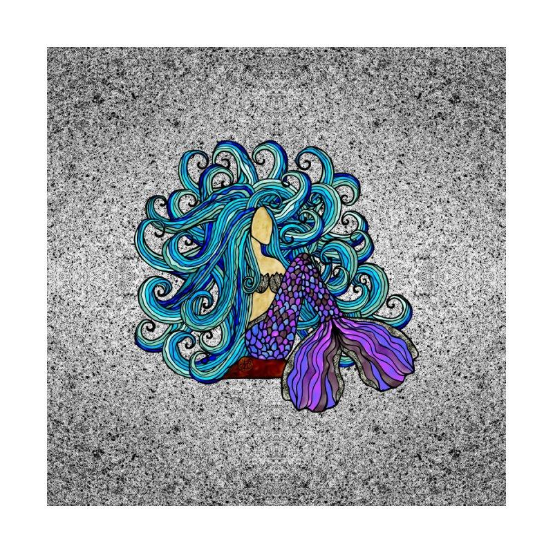 Blue Mermaid by Art Love Passion