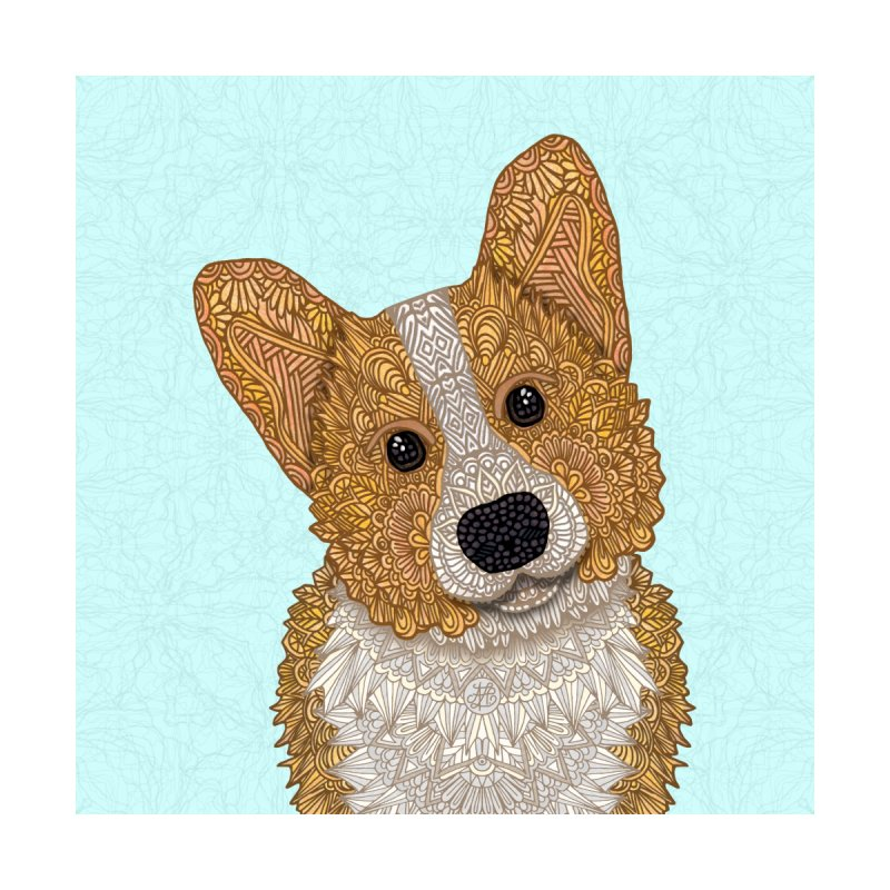 Bentley Welsh Corgi by Art Love Passion