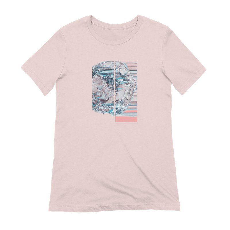 Bitcoin - fcy Women's Extra Soft T-Shirt by A R T L y - Goh's Shop