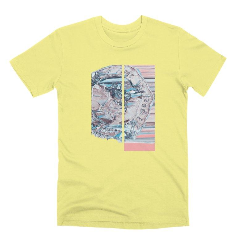 Bitcoin - fcy Men's Premium T-Shirt by A R T L y - Goh's Shop