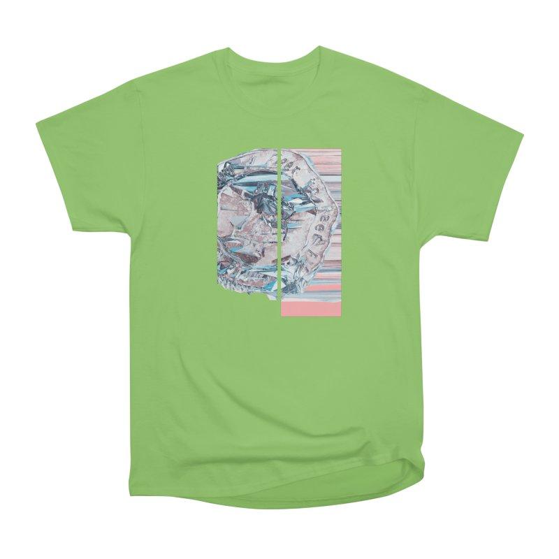 Bitcoin - fcy Men's Heavyweight T-Shirt by A R T L y - Goh's Shop