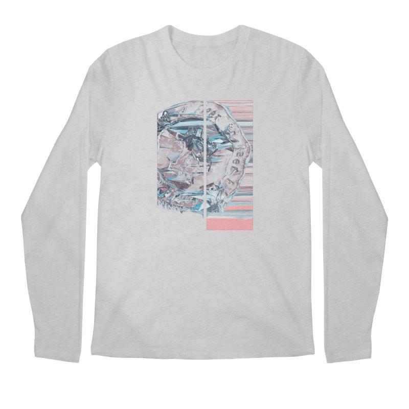 Bitcoin - fcy Men's Regular Longsleeve T-Shirt by A R T L y - Goh's Shop