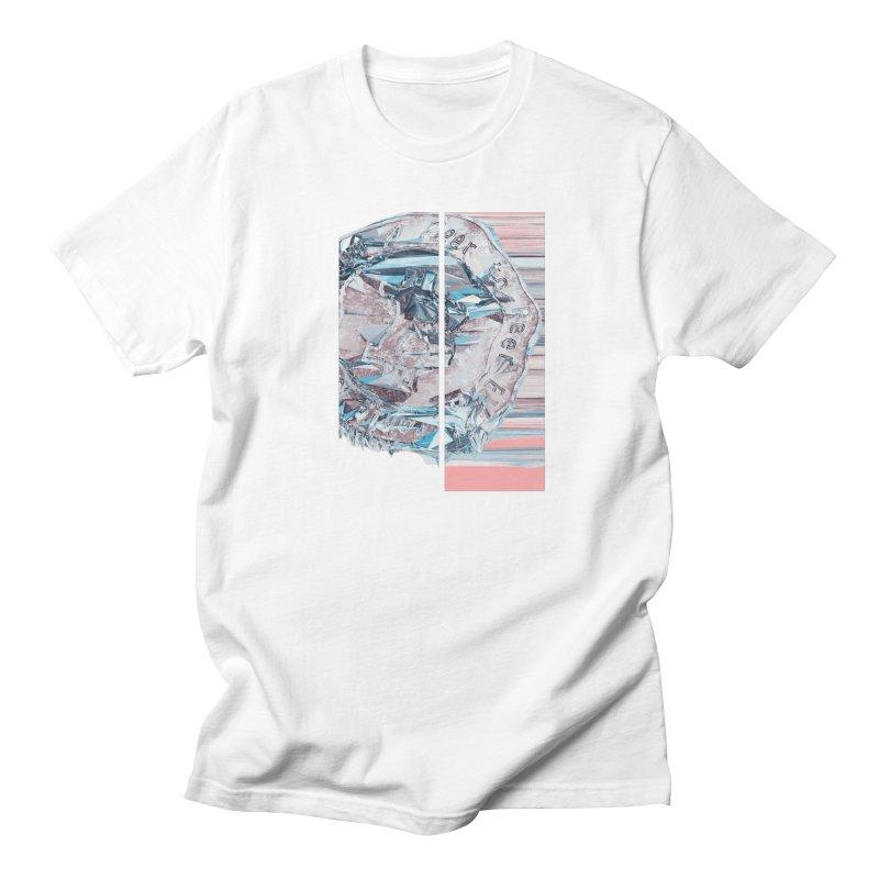 Bitcoin - fcy Men's Regular T-Shirt by A R T L y - Goh's Shop