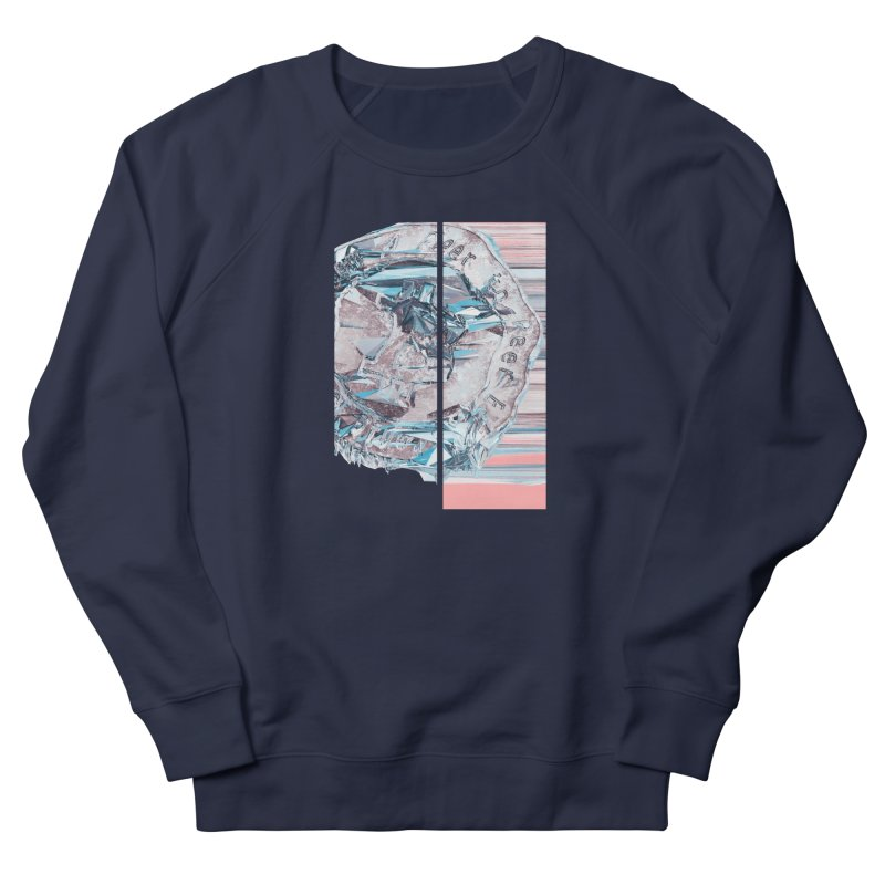 Bitcoin - fcy Men's French Terry Sweatshirt by A R T L y - Goh's Shop